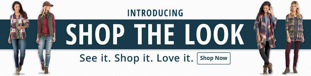 Introducing Shop The Look. See it. Shop it. Love it. Shop Now