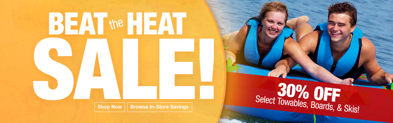 Beat the Heat Sale