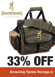 Browning Tackle Storage - 33% Off - Shop Now