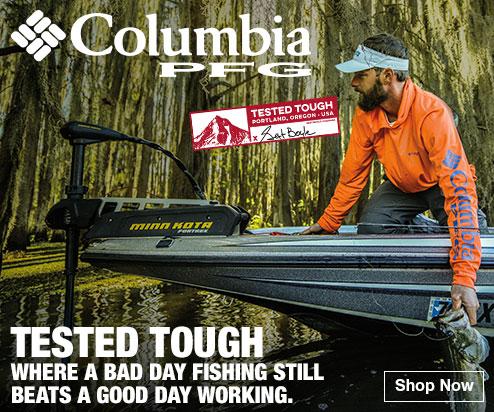 Columbia PFG - Tested Tough - Shop Now