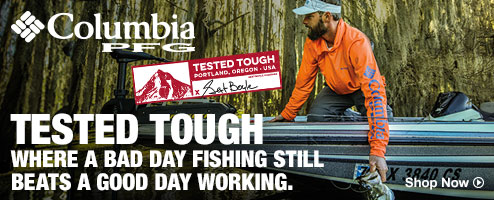 Columbia PFG - Tested Tough - Shop Now