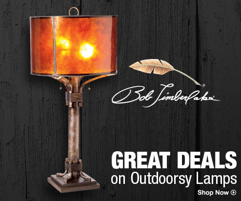 Great Deals on Outdoorsy Lamps - Shop Now