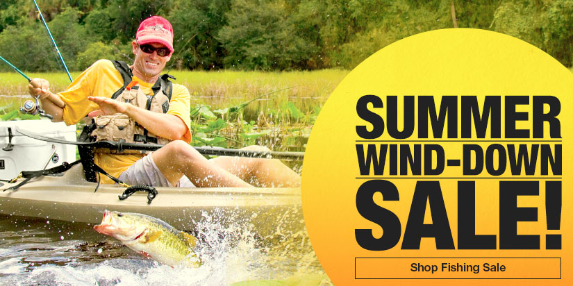 Fishing Sale - Shop Now