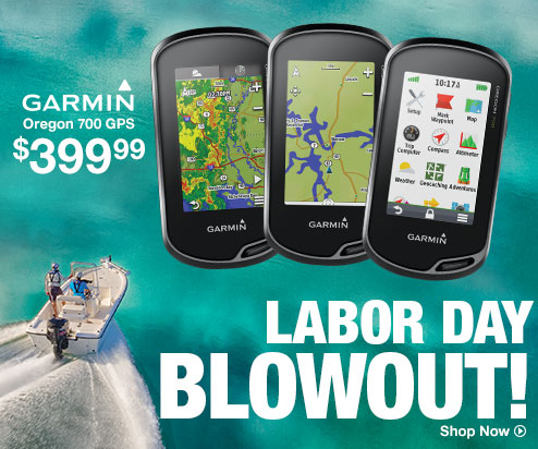 Garmin Oregon 700 GPS - $399.99 - Shop Now