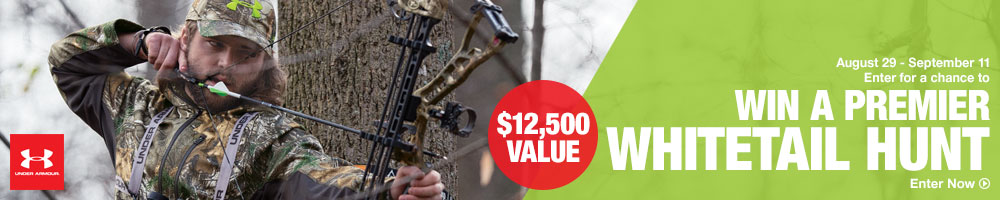 Win a Premier Whitetail Hunt