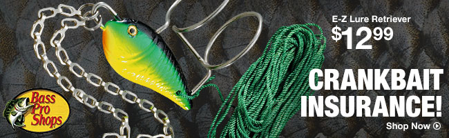 E-Z Lure Retriever - $12.99 - Shop Now
