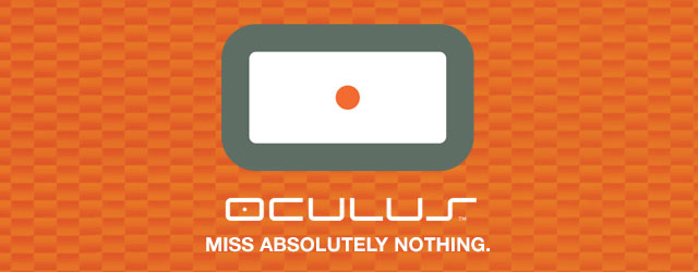 Oculus Miss Absolutely Nothing