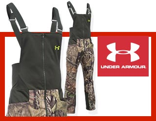 Under Armour Stealth Bibs for Men