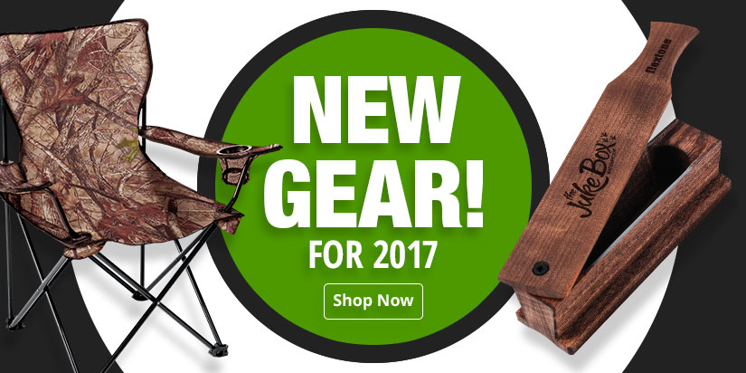 New Gear! For 2017 - Shop Now