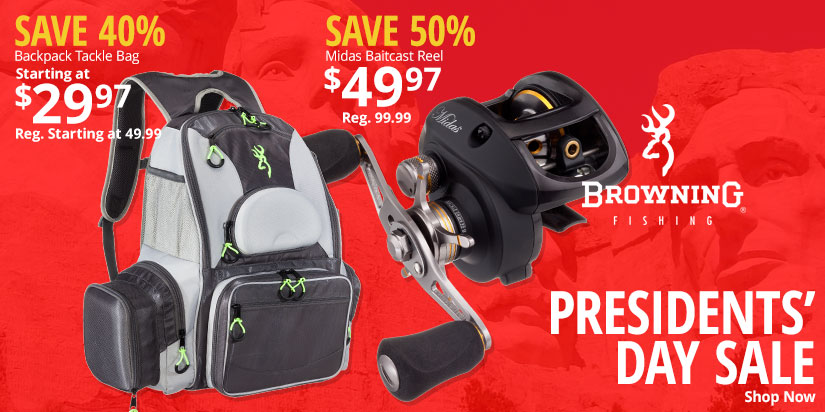 Presidents' Sale - Save up to 50%