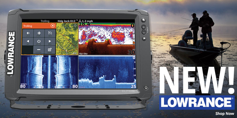 New Lowrance - Shop Now