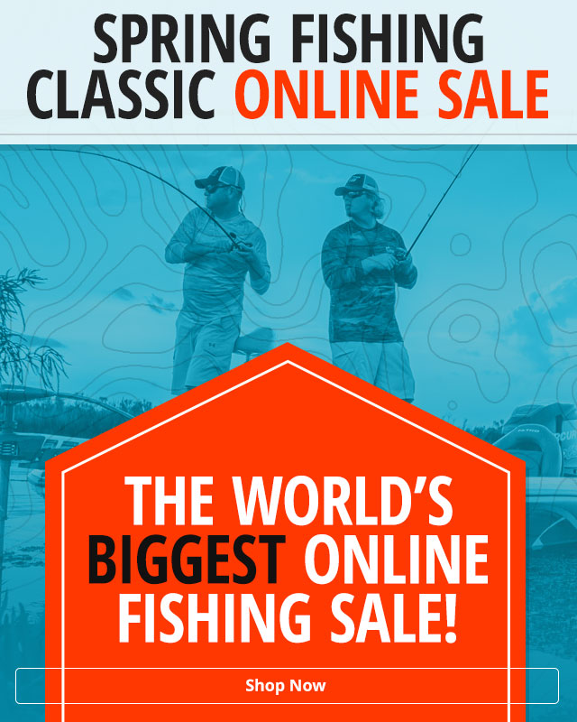 Spring Fishing Classic Online Sale