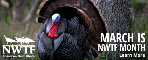 March is NWTF Month