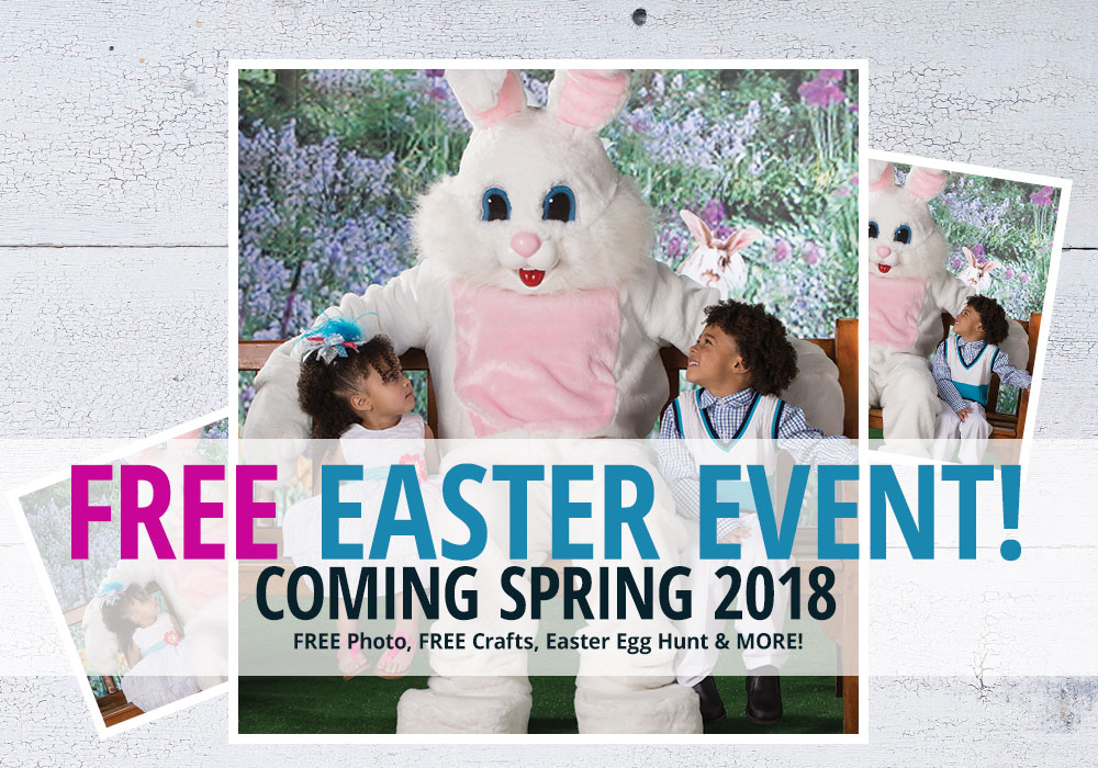 Free Easter Event! Coming Spring 2018