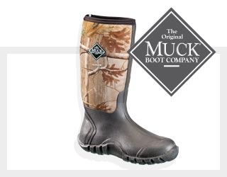 The Original Muck Boot Company Ranger Boots for Men $99.97 - Save $40