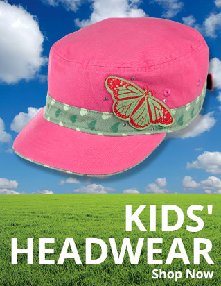 Kids' Headwear - Shop Now