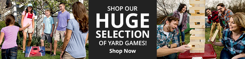 Shop Our Huge Selection of Yard Games - Shop Now