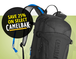 Save 25% on Select Camelbak