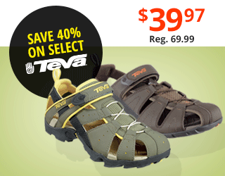 Save 40% on Select TEVA