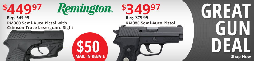 Great Gun Deal Remington
