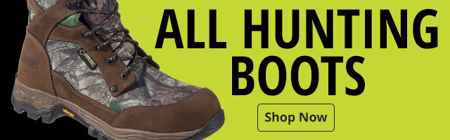 All Hunting Boots- Shop Now