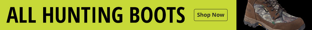 All Hunting Boots - Shop Now