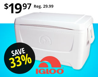 Igloo Marine Breeze 48 Cooler