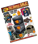 Fall Harvest Sale
