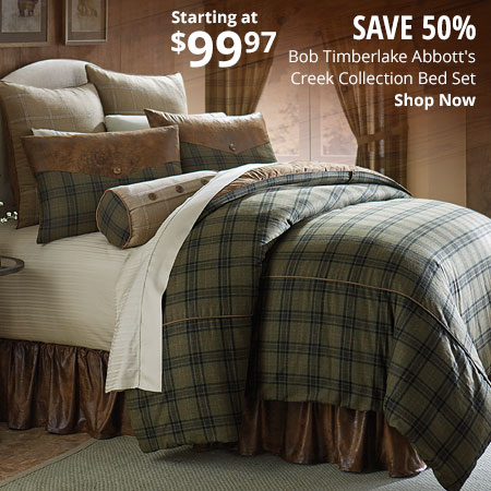 Bob Timberlake Abbott's Creek Collection Bed Set