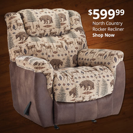 North Country Rocker Recliner