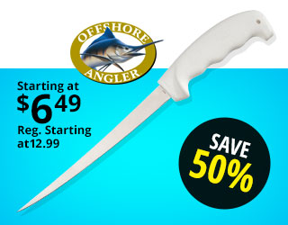 Offshore Angler Fillet Knife
