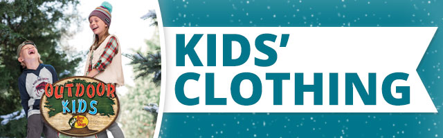 Kids' Clothing - Outdoor Kids