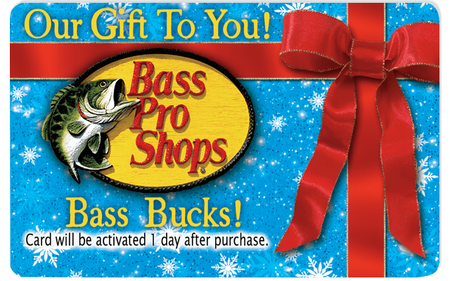 Bass Bucks card image