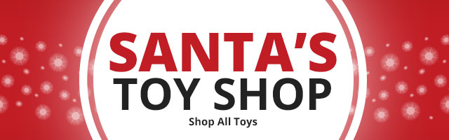 Santa's Toy Shop - Shop All Toys