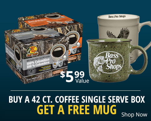 Buy a 42 ct. Coffee Single Serve Box, Get a Free Mug
