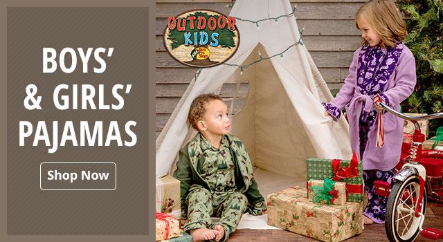 Boys & Girls Pajamas - Shop Now
