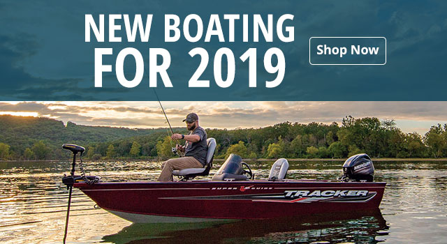 New Boating for 2019