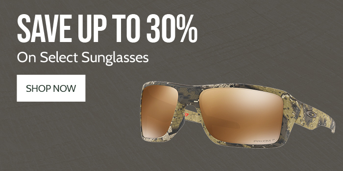 Save up to 30% on Select Sunglasses