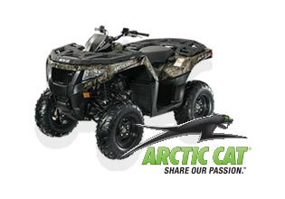 Arctic Cat 4-Wheeler