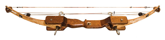 Holless Allen Prototype Bow