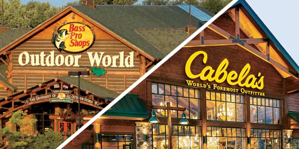 Uniting with Cabela's