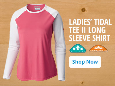 Ladies' Tidal Tee II Long Sleeve Shirt