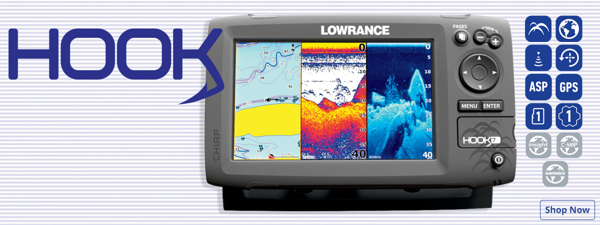 lowrance marine electronics | bass pro shops, Fish Finder