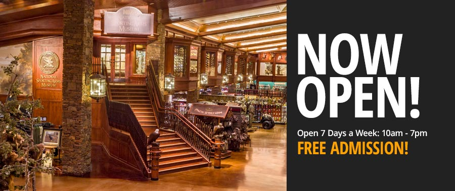 Now Open! Museum Hours: Open 7 Days a week 10am-7pm, FREE admission!