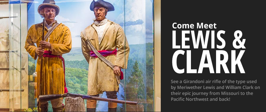 Come Meet Lewis & Clark