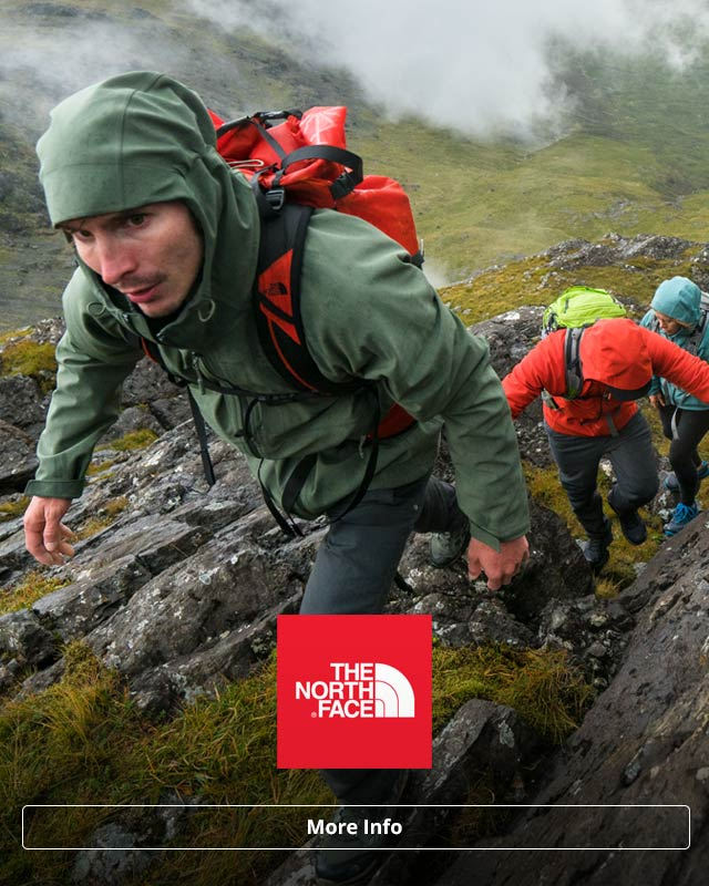 The North Face - More Info