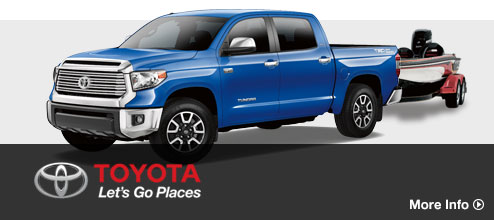 Toyota Let's Go Places - More Info