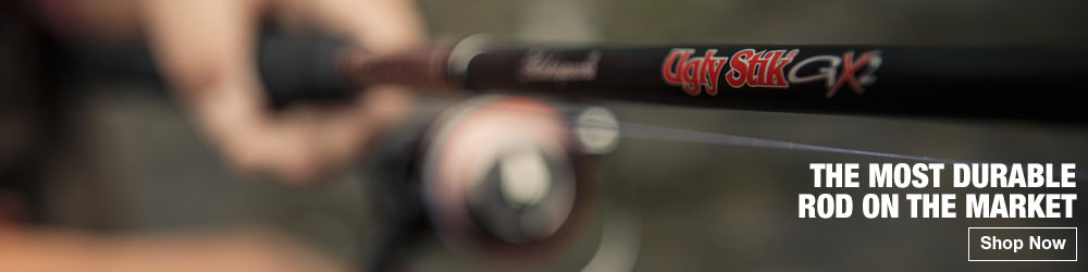 Ugly Stik - The Most Durable Rod on the Market