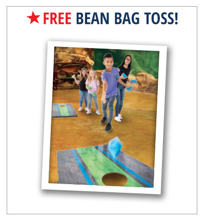 FREE Bean Bag Toss