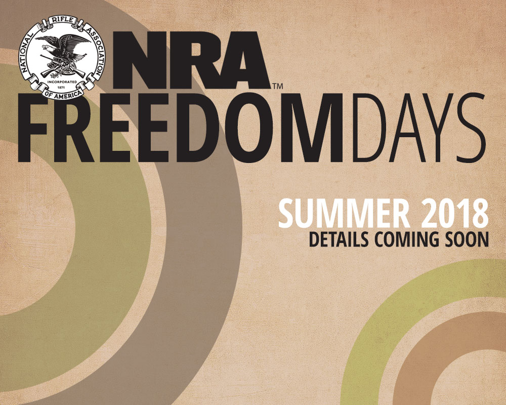 NRA Freedom Days